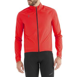Specialized Deflect H2O Pac Jacket, rocket red - Radjacke