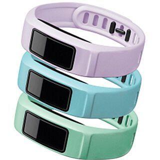 Garmin vivofit 2 Wechselarmbänder, minze, himmelblau, flieder