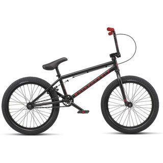 WeThePeople Nova 2019, matt black - BMX Rad