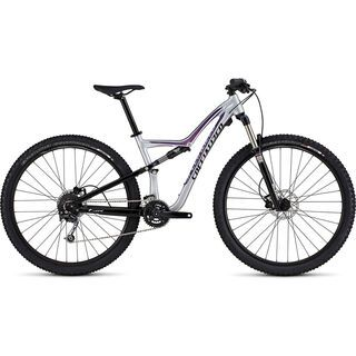Specialized Rumor 29 2016, silver/black/pink - Mountainbike
