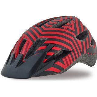 Specialized Shuffle Child LED, red/black - Fahrradhelm