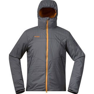 Bergans Surten Insulated Jacket, grey night blue - Thermojacke
