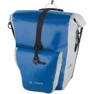 Vaude Aqua Back Plus, blue/metallic - Fahrradtasche