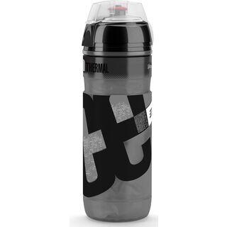 Elite Thermoflasche Iceberg, schwarz - Trinkflasche