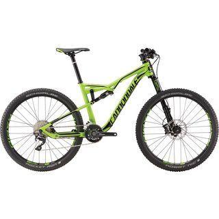 Cannondale Habit 4 2016, green/black - Mountainbike