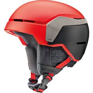 Atomic Count XTD, red/black - Skihelm