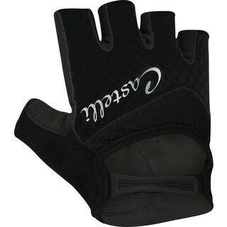 Castelli Arenberg W Gel Glove, black/red - Fahrradhandschuhe