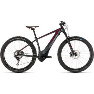 Cube Access Hybrid SLT 500 Kiox 27.5 2019, iridium´n´berry - E-Bike
