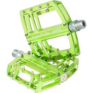 NC-17 Sudpin III S-Pro, green - Pedale