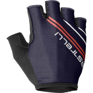 Castelli Dolcissima 2 W Glove, dark/steel blue/salmon - Fahrradhandschuhe