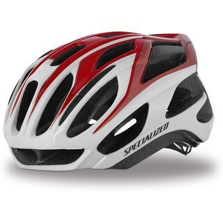 Specialized Propero II, red/white - Fahrradhelm