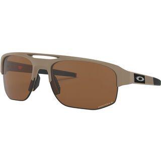 Oakley Mercenary Prizm Polarized, matte terrain/Lens: prizm tungsten - Sportbrille