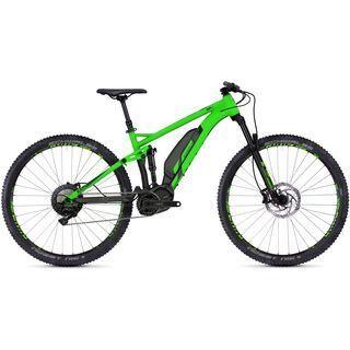 Ghost Hybride Kato FS S4.9 AL 2018, neon green/black - E-Bike