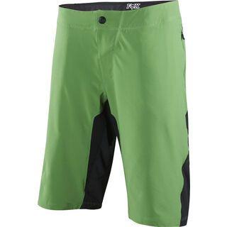 Fox Attack Q4 Short, green - Radhose