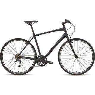 Specialized Sirrus Sport 2015, Satin Charcoal/Black/Hyper - Fitnessbike