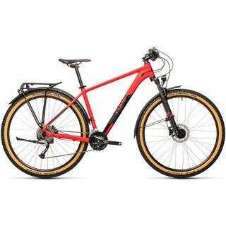 Cube Aim SL Allroad 29 2021, rdd´n´black - Mountainbike