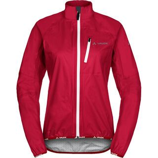 Vaude Womens Drop Jacket III, indian red - Radjacke