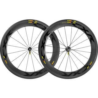 Mavic CXR Ultimate 60 T, black - Laufradsatz