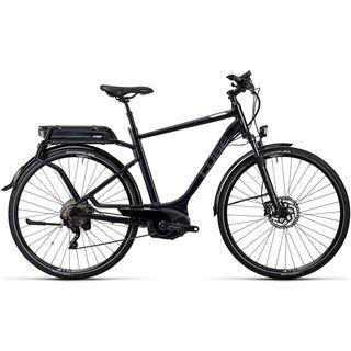 Cube Touring Hybrid Pro 500 2016, black´n´grey - E-Bike