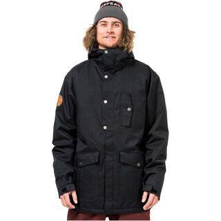 Horsefeathers Hubbard Jacket, heather black - Snowboardjacke