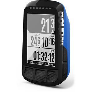 Wahoo Fitness Elemnt Bolt GPS Fahrradcomputer - Blue Edition