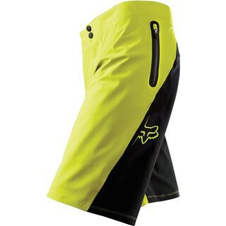 Fox Attack Q4 CW Shorts, Acid Green - Radhose