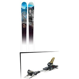Set: Icelantic Maiden 2016 + Fritschi Diamir Freeride Pro (1861901)