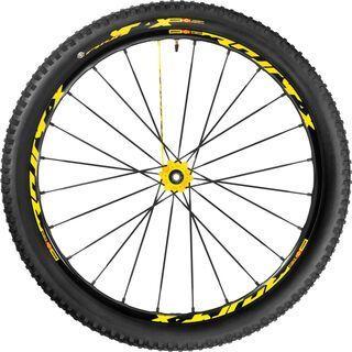 Mavic Crossmax XL Pro WTS 27.5, yellow - Hinterrad