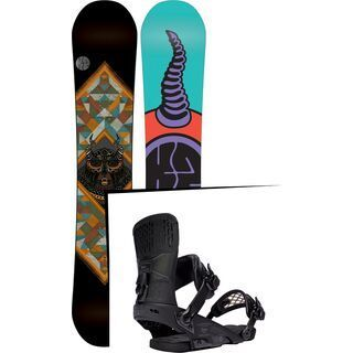 Set: K2 Fastplant 2016 + Ride Rodeo (1178212S)