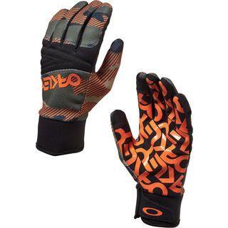 Oakley Factory Park Glove, warning camo - Skihandschuhe