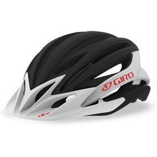 Giro Artex MIPS, black/white/red - Fahrradhelm