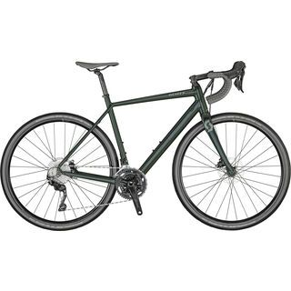 Scott Speedster Gravel 30 wakame green/reflective grey 2021