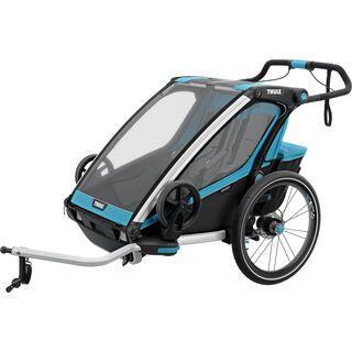 Thule Chariot Sport 2, blue - Fahrradanhänger