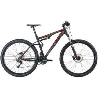Cube AMS 120 29 2013, black red - Mountainbike