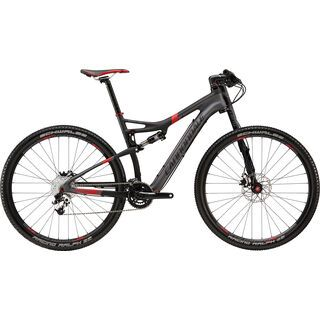 Cannondale Scalpel 29 Carbon 3 2015, black/grey/red - Mountainbike