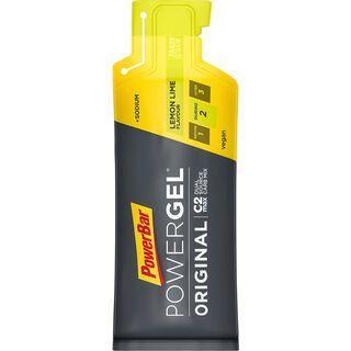 PowerBar PowerGel Original - Lemon-Lime - Energie Gel