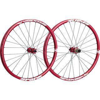 Spank Spike Race 28 Enduro Wheelset 26, red - Laufradsatz