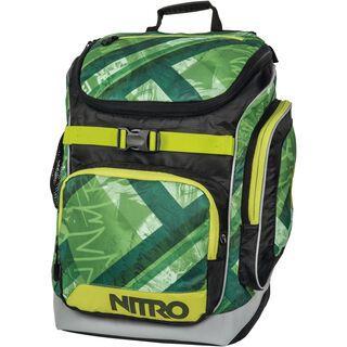 Nitro Bandit, wicked green - Rucksack