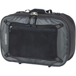 Ortlieb Travel-Biker, schiefer-schwarz - Gepäckträgertasche