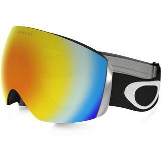Oakley Flight Deck, matte black/Lens: fire iridium - Skibrille