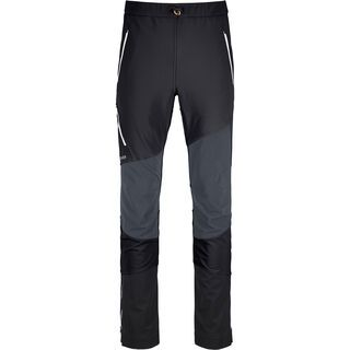 Ortovox Merino Naturtec Light Col Becchei Pants M, black raven - Skihose