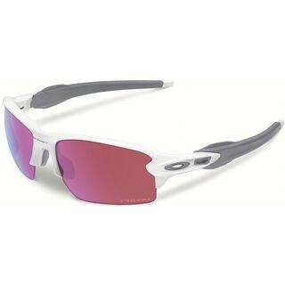Oakley Flak 2.0, polished white/Lens: prizm golf - Sportbrille
