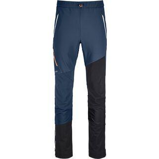 Ortovox Merino Naturtec Light Col Becchei Pants M blue lake