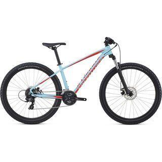 Specialized Pitch 650B 2018, blue/red - Mountainbike
