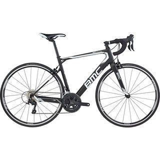 BMC Granfondo GF02 105 2017, black white - Rennrad