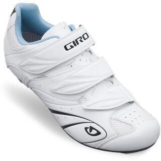 Giro Sante II, white/black/milky blue - Radschuhe
