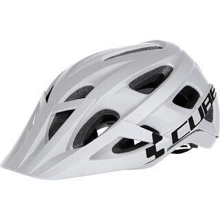 Cube Helm AM Race, white´n´black - Fahrradhelm