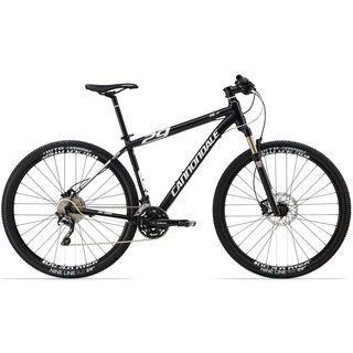 Cannondale Trail SL 29 2 2014, schwarz matt - Mountainbike