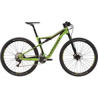 Cannondale Scalpel-Si Carbon 4 27.5 2018, acid green/black - Mountainbike