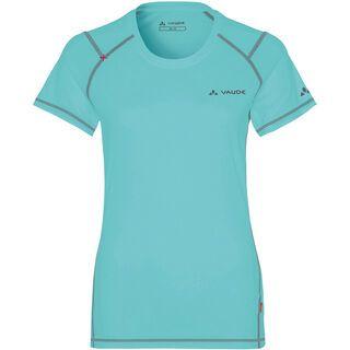 Vaude Women's Hallett Shirt, icewater - Radtrikot